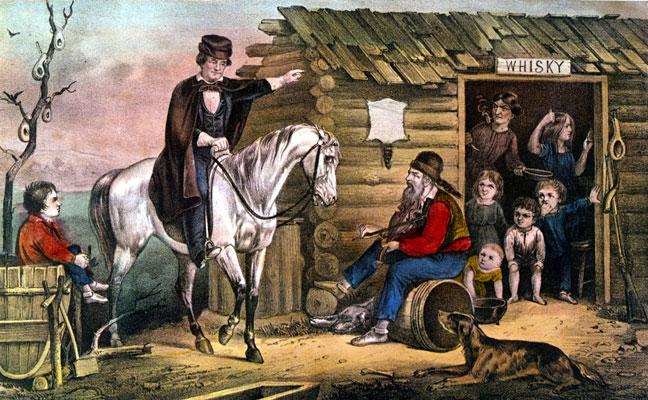 Arkansas Traveler by Edward Washbourne