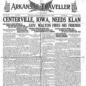 The Arkansas Traveller