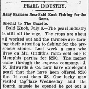 Pearling Article