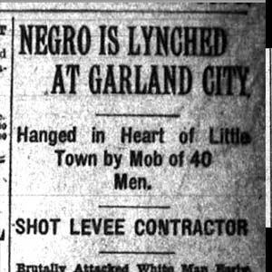 Andrew Avery Lynching Article