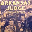 Arkansas Judge Poster
