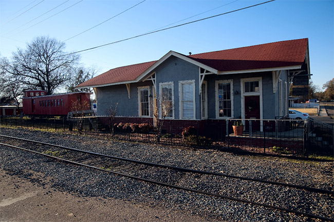 Ashdown Depot
