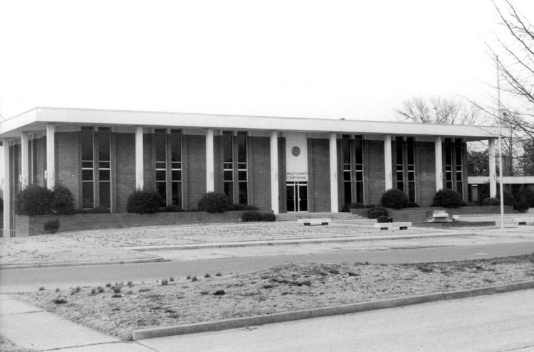 Ashley County Courthouse