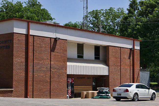 Woodruff County Jail