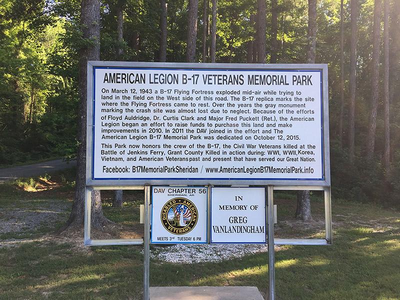 Grant County Veterans Memorial Park