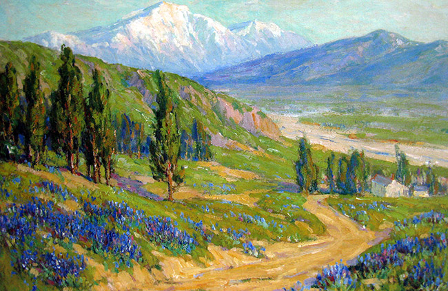 Springtime, San Gabriel Valley