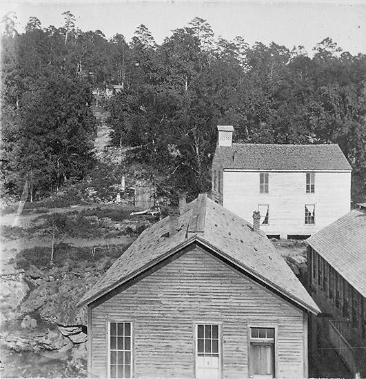 Early Bathhouses