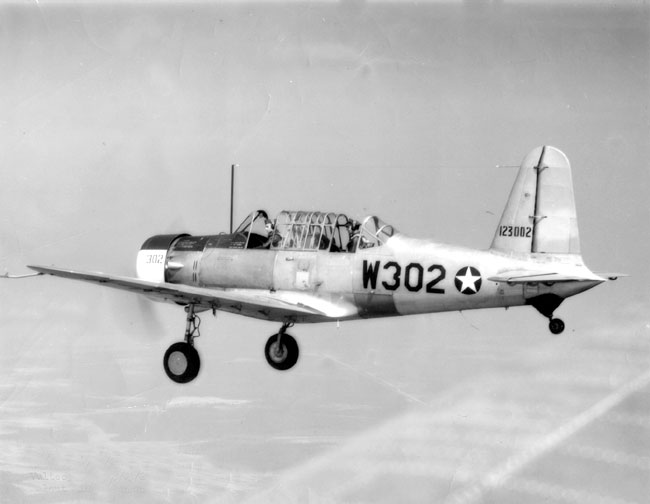 Walnut Ridge Army Flying School BT-13