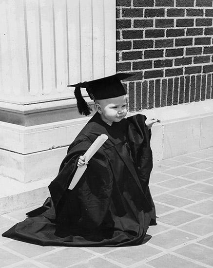 Baby of Arts Degree
