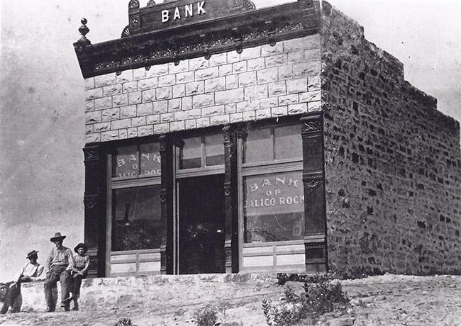 Bank of Calico Rock