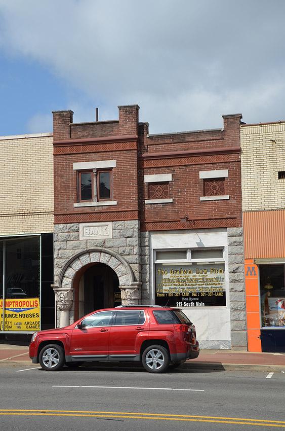 Bank of Malvern Building