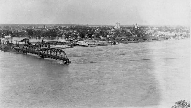 Baring Cross Bridge; 1927