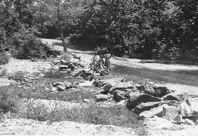 North Sylamore Creek