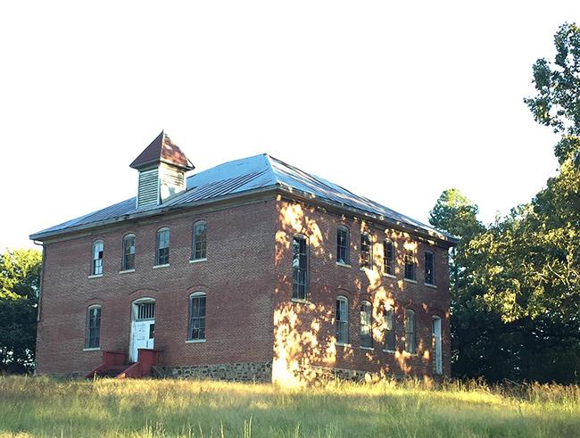 Bates School House