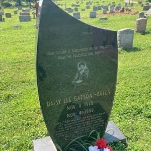 Daisy Bates Gravestone