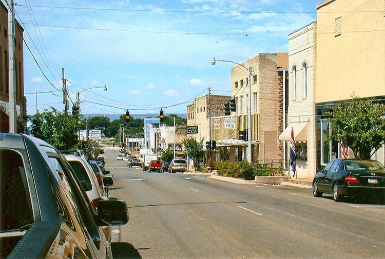 Downtown Batesville