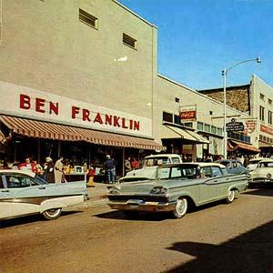 Main Street; ca. early 1960s