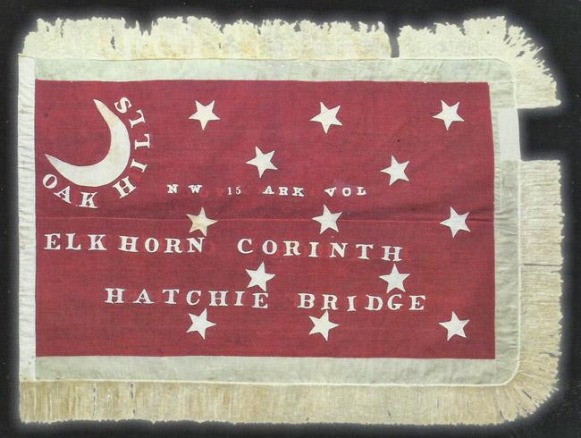 Van Dorn Pattern Battle Flag