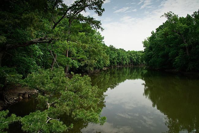 Bayou De View