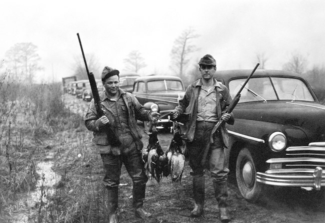 Bayou Meto Duck Hunters