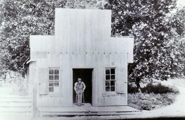 Bear Post Office