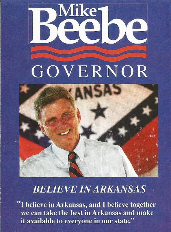 Beebe Campaign Brochure