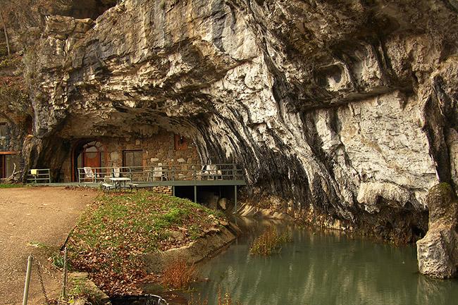 Beckham Creek Cave