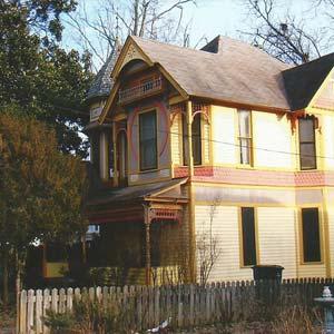 J. V. Bell House