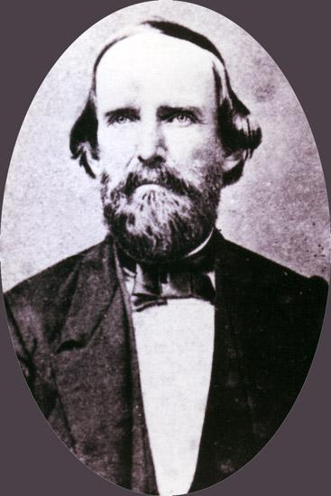 Benjamin McCulloch