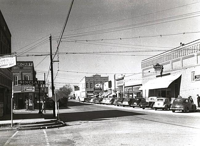 Benton: 1940s