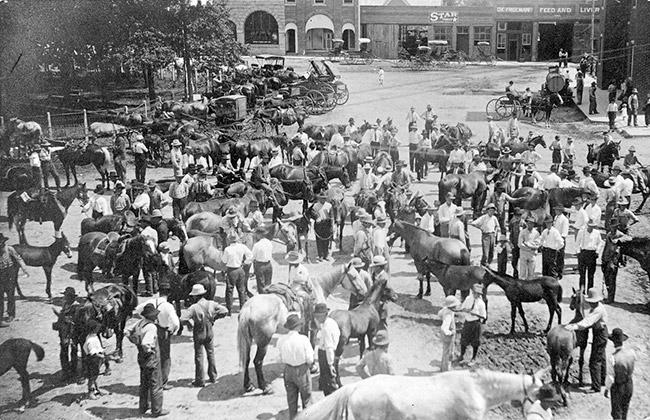 Berryville, 1908
