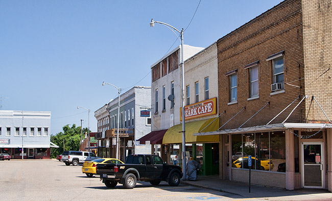 Downtown Berryville