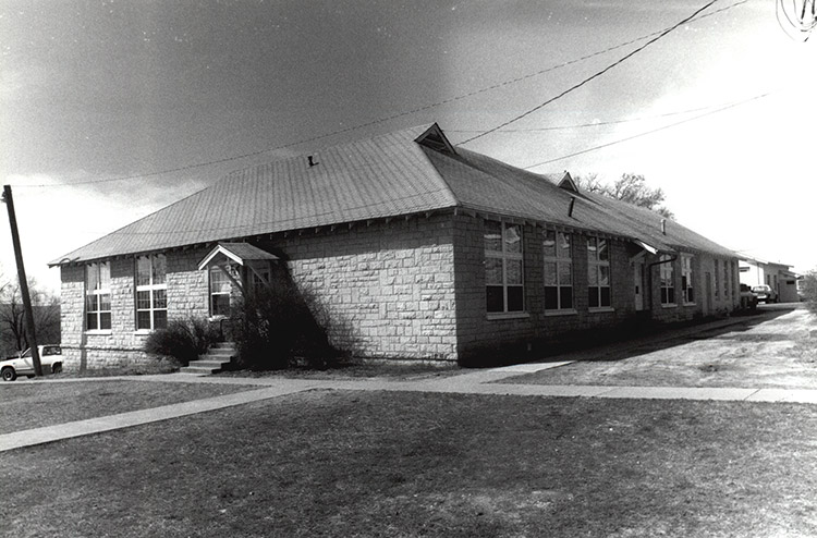 Berryville Agricultural Building