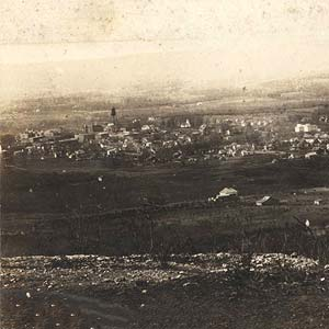 View of Berryville