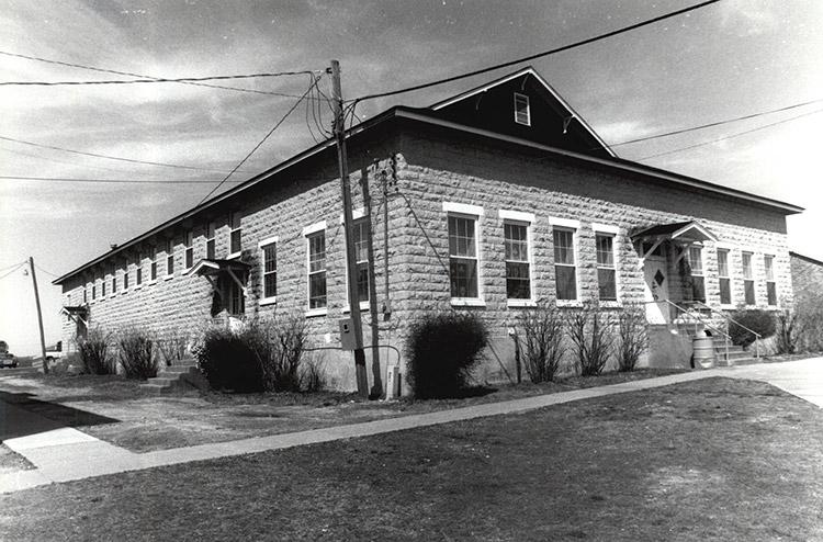 Berryville Gymnasium