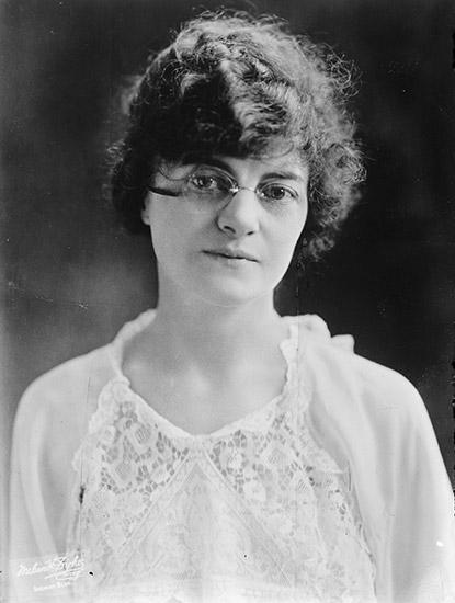Bertha Hale King
