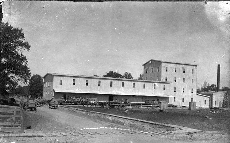 L. A. Black Rice Mill