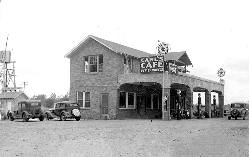 Carl's Cafe