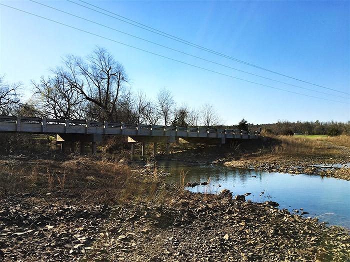 Blansett Bridge