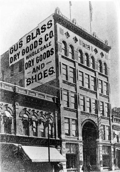 Blass Department Store