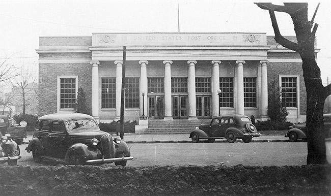 Blytheville Post Office