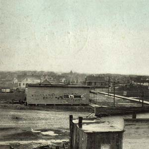 View of Blytheville