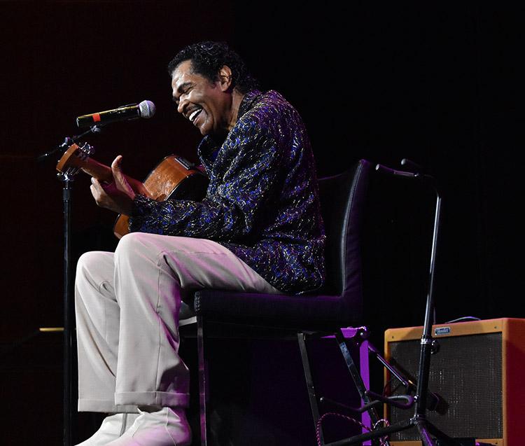 Bobby Rush in Concert