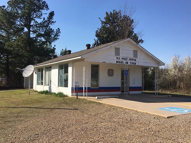 Boles Post Office