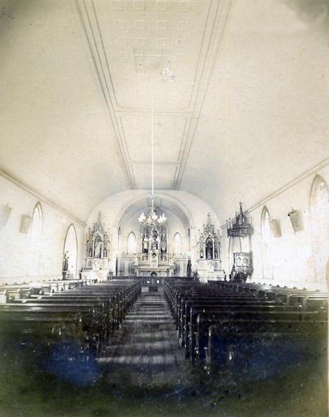 Fort Smith: Catholic Church