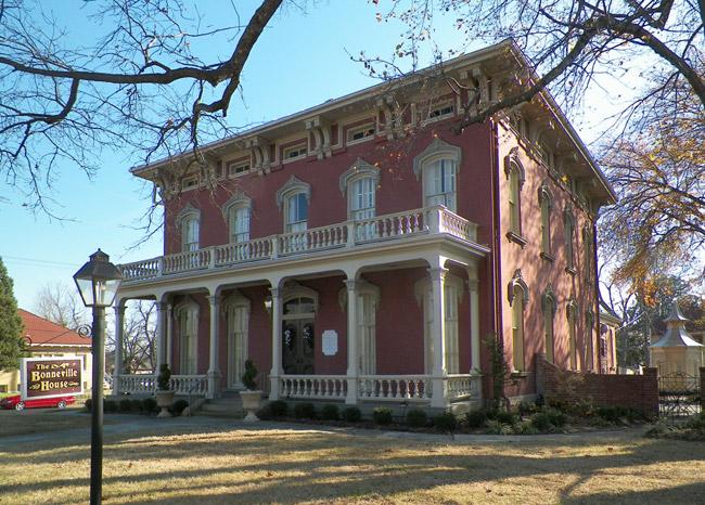 McKibben-Bonneville House