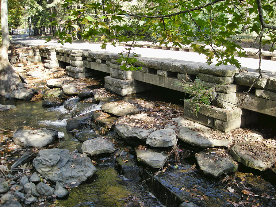 Boyle Park Bridge