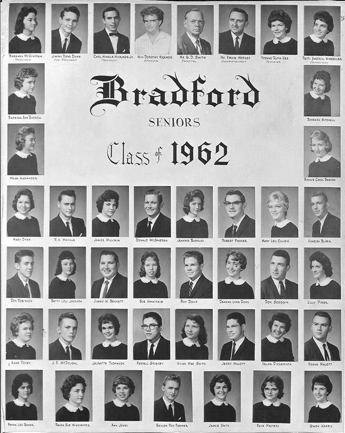 Bradford Seniors