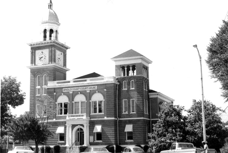 Bradley County Courthouse