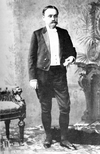 Clifton R. Breckinridge